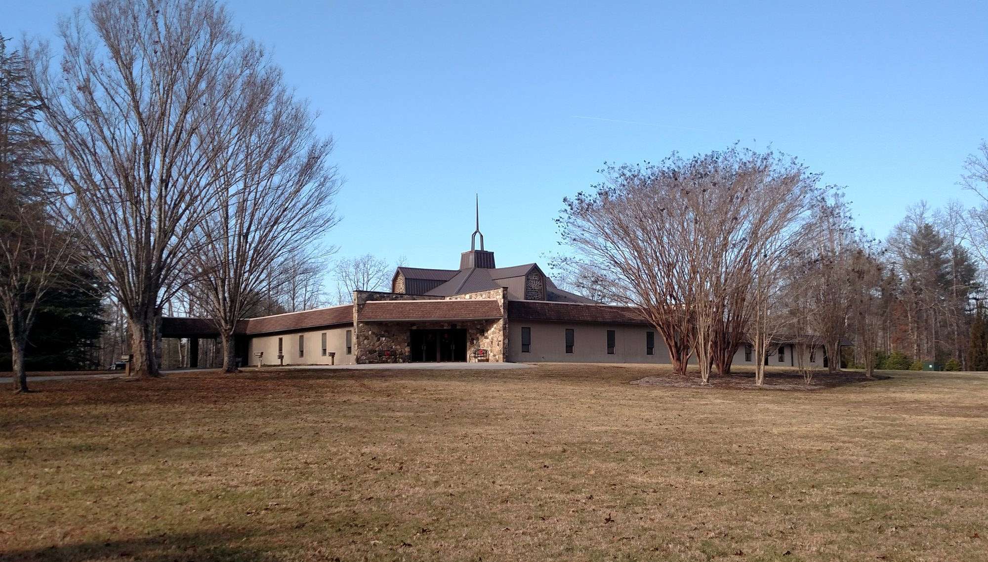 Mountain Rest Baptist Church