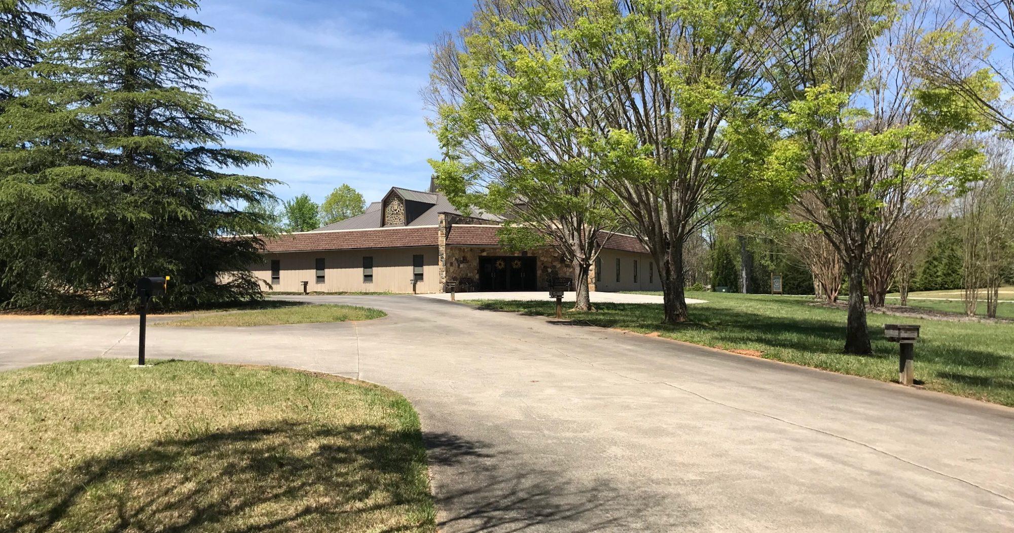 Mountain Rest Baptist Church