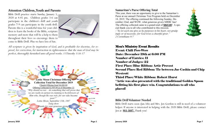 January 2020 newsletter (1)2